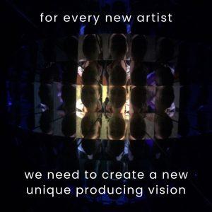producing vision